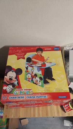 Disney chair/desk for Sale in SUPRSTITN Mountain, AZ