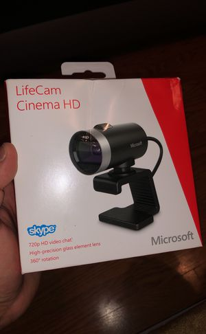 Microsoft life-cam cinema HD for Sale in Brentwood, MD