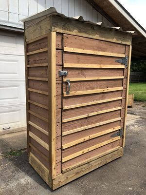 Wood Storage Shed for Sale in Cypress, TX