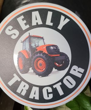 Sealy Tractor Tin for Sale in Fresno, TX