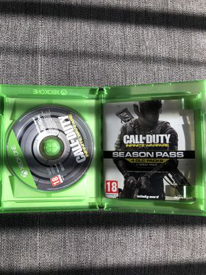 CALL OF DUTY INFINITE WARFARE (XBOX ONE) for Sale in Alexandria, VA