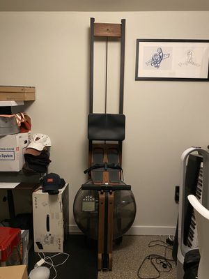 WaterRower Rowing Machine in Walnut for Sale in Oakland, CA