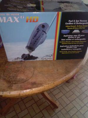 Pool blaster Max Li HD for Sale in Fresno, CA