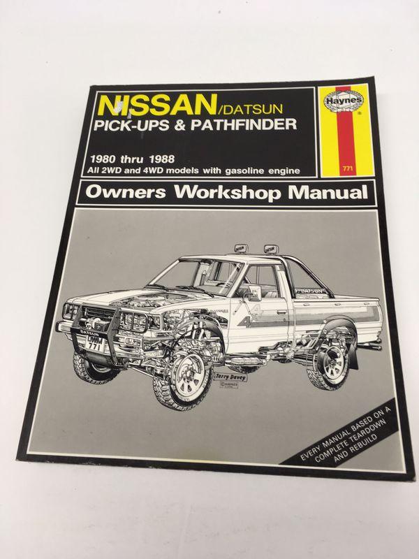 Car and truck Haynes manuals
