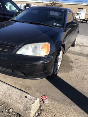 2001 Honda Civic manual for Sale in Philadelphia, PA