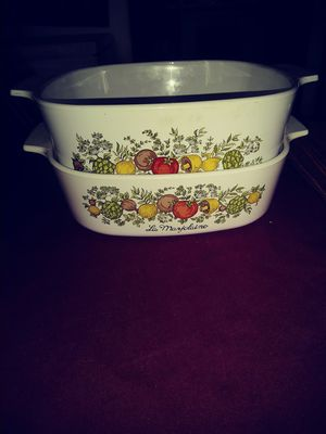 Pyrex cooking ware oven safe for Sale in Winter Haven, FL