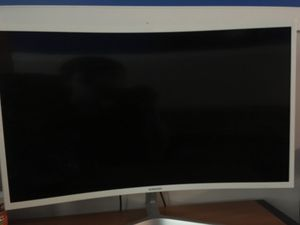 Samsung 60hz curved monitor for Sale in Horseheads, NY