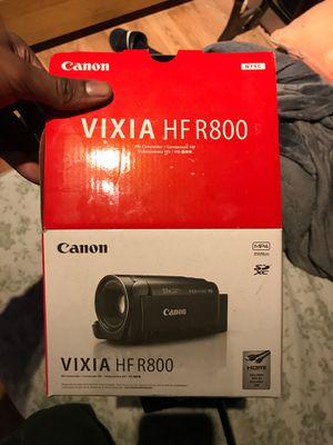Canon Vixia HF R800 HD Camcorder brand new! for Sale in Philadelphia, PA