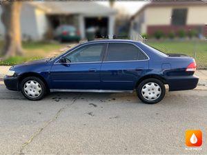'01 Honda Accord for Sale in Sacramento, CA