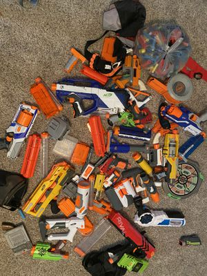 Nerf gun bundle for Sale in Peoria, AZ