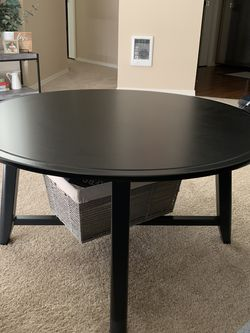 Brand New IKEA Round Coffee Table for Sale in Mukilteo,  WA