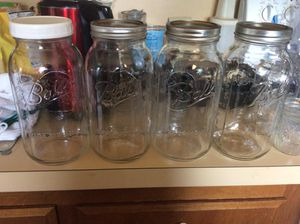 Canning Jars lot of 10 for Sale in South Hill, WA
