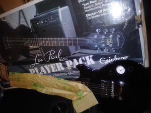 Les Paul model Guitar for Sale in Hayward, CA