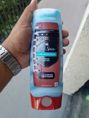 Old Spice Hydro Wash Pure Sport Plus for Sale in Hollywood, FL