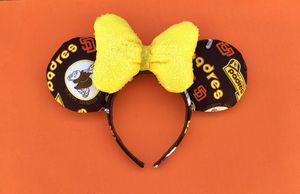 Padres Disney Ears for Sale in San Diego, CA