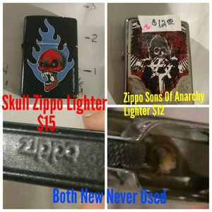 Cigarette Pocket Windproof Zippos & Mini Novelty Lighters for Sale in Folsom, CA