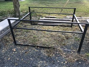 Ladder Racks for small pick up truck. Had on a toyota tacoma 59 in wide X 74 in long X 32 in high $200 obo for Sale in Lacey Township, NJ
