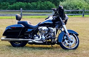 2014 Harley Davidson Street Glide Special w/stage 2 for Sale in Hastings, MI