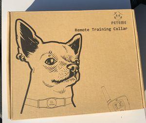 remote training collar for Sale in Gardena, CA