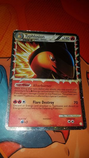 Typhlosion 2010 for Sale in Glenville, NY