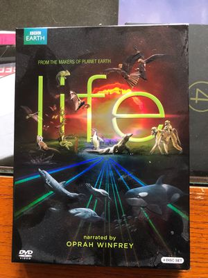 Life. DVD from the maker of planet earth for Sale in Seattle, WA