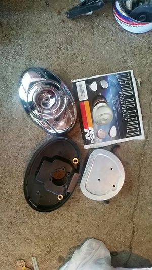 Harley Davidson air breather assembly- Brand new w/ filter for Sale in Nashville, TN