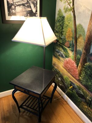 Table lamp for Sale in Virginia Beach, VA