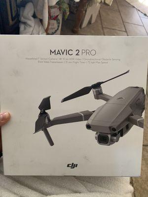 Dji Mavic 2 pro for Sale in Los Angeles, CA