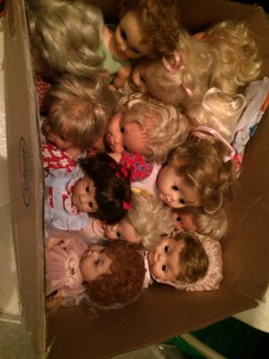 Baby dolls box of 12 for Sale in Weyers Cave, VA