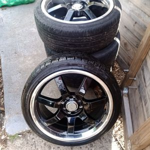 """IGW Racing Wheels 16"""" 7x7.5""""Universal Lug for Sale in Happy Valley, OR"""