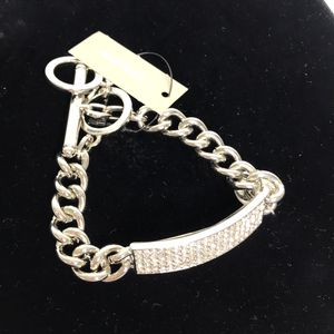 Chico's Pave Chain Bracelet NWT for Sale in Nottingham, MD