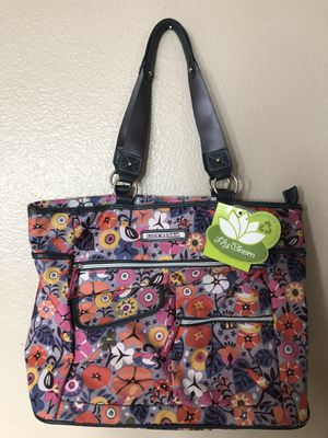 Lily Bloom bag / Diaper bag for Sale in San Marcos, CA