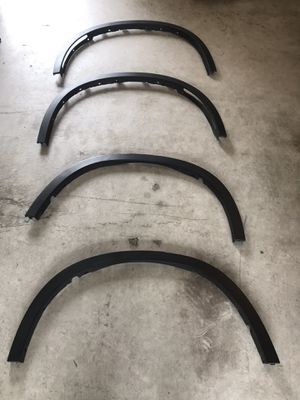 BMW X5 Fender Flares for Sale in Irvine, CA