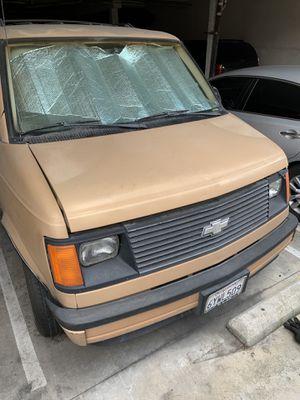 87 Chevy Astro van for Sale in Gardena, CA