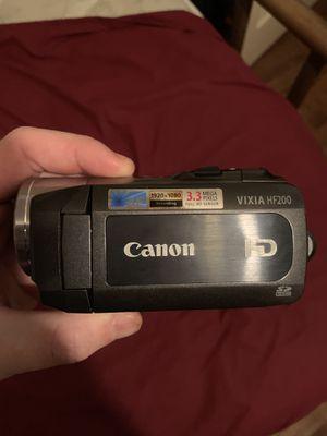 Canon Vixia HF200 for Sale in Alma, AR