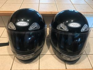 2 kids size small helmets for Sale in Scott, LA