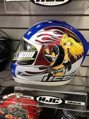 Icon motorcycle helmet for Sale in Brooklyn, NY