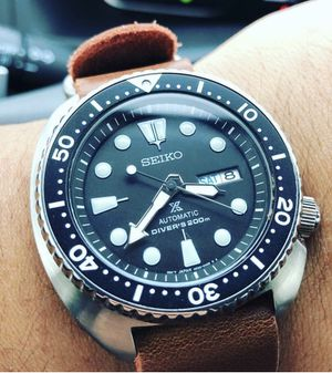 Seiko SRP777 Turtle automatic diver's watch for Sale in Fairfax, VA