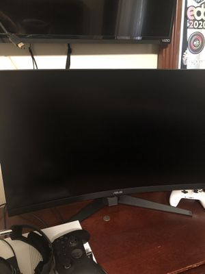 """ASUS TUF GAMING 32"""" HD MONITOR for Sale in Downey, CA"""
