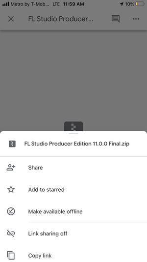 FL Studios 11 Producer Edition for Sale in Atlanta, GA