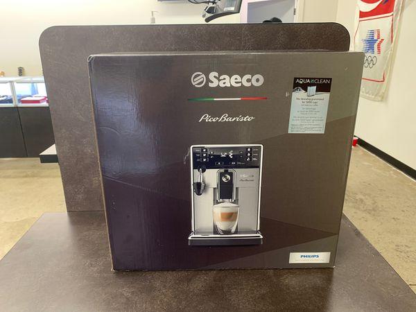 SAECO COFFEE MAKER PICOBARISTO HD8924/47
