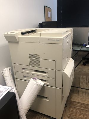 Hewlett-Packard laserjet printer for Sale in Richardson, TX