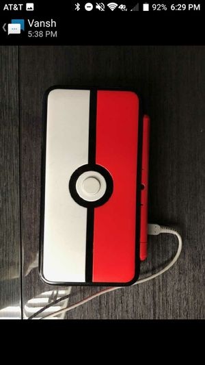 3ds Pokemon ball edition for Sale in Kenmore, WA