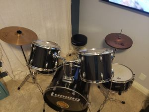 Ludwig Drum set with Port hole for Sale in Bedford, TX