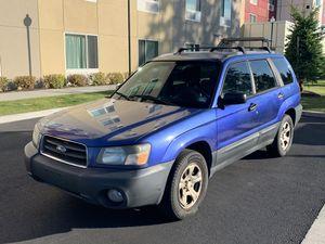2004 Subaru Forester for Sale in Tacoma, WA