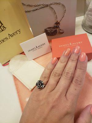 James Avery Rose Ring for Sale in Porter, TX
