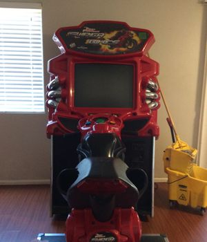Raw Thrills Motorcycle Game for Sale in Laveen Village, AZ