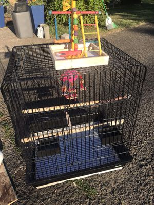 Big bird cage for Sale in Portland, OR