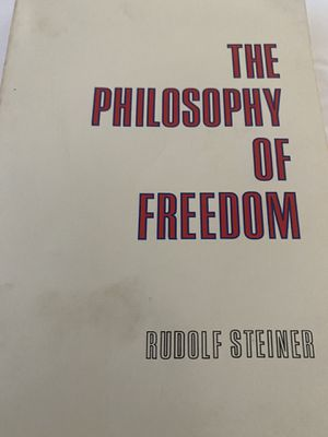 Rudolf Steiner / The Philosophy of Freedom 1964 paperback for Sale in Henderson, NV