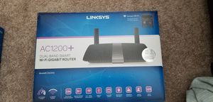 Linksys Wifi Gigabit Router AC1200+ for Sale in Aurora, CO